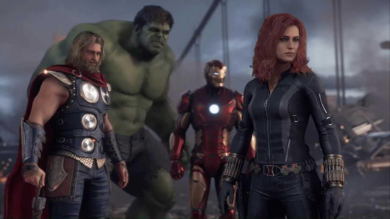 Marvel's Avengers: roadmap e update PS5 allo Square Enix Presents