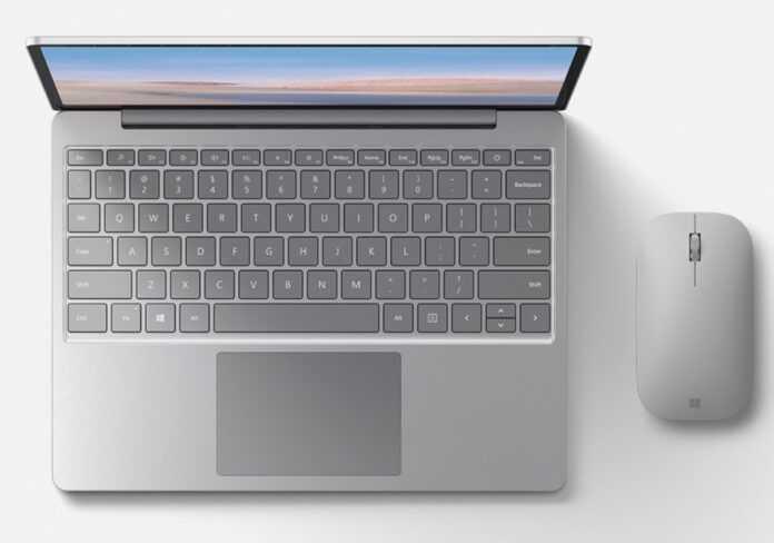 Microsoft: il piccolo Surface Laptop Go arriva in Italia
