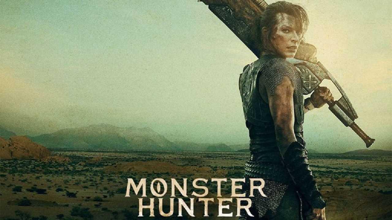 Ecco il nuovo teaser trailer del film di Monster Hunter