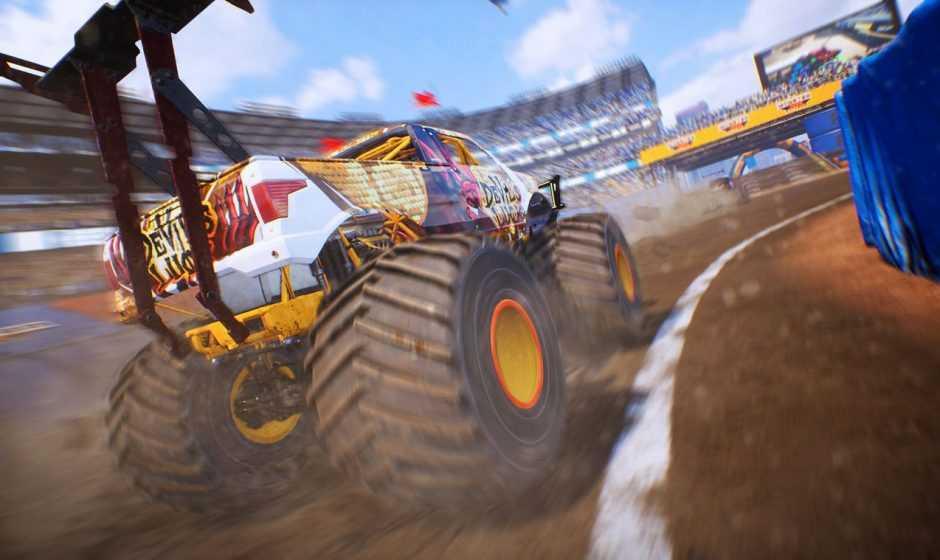 Monster Truck Championship: disponibile il trailer di lancio