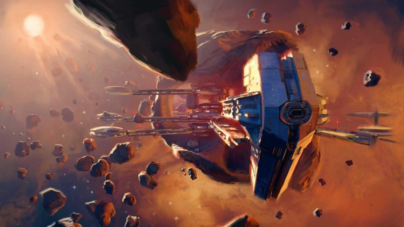 Star Wars: Squadrons, ecco la lista delle mappe