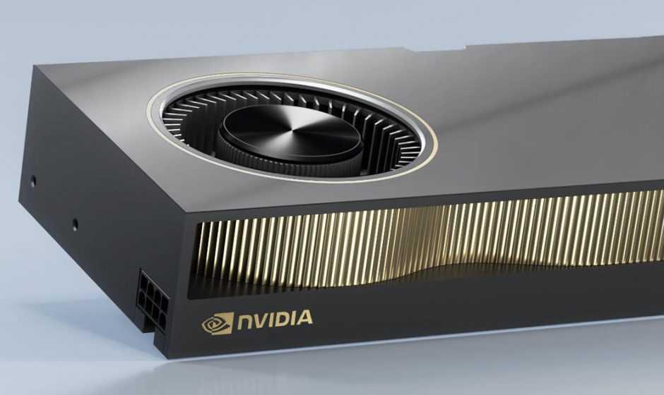 NVIDIA RTX A6000 e A40: 48GB di VRAM per IA, VR e design
