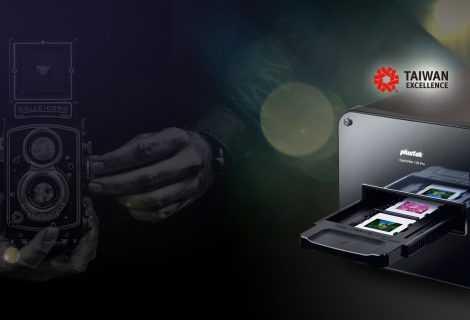 Plustek OpticFilm 120 Pro: lo scanner multi-formato avanzato