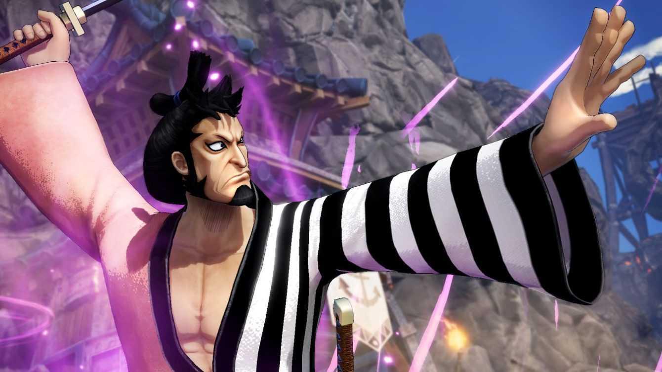 One Piece Pirate Warriors 4: arriva Kin'emon