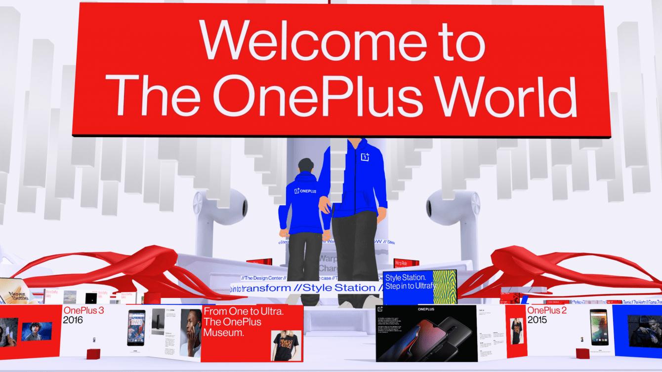 OnePlus World: presentata la nuova esperienza virtuale