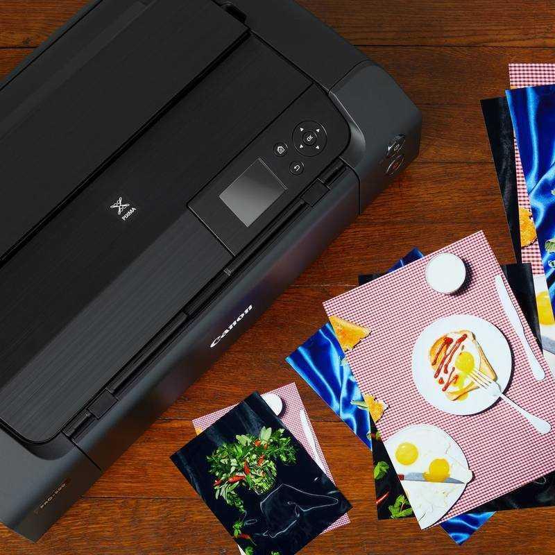 PIXMA PRO-200: la nuova stampante di Canon A3+