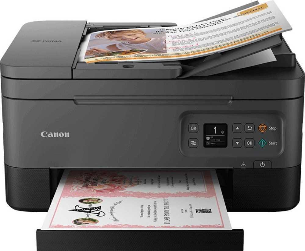 Canon PIXMA serie TS7450: la nuova stampante A4 3-in-1