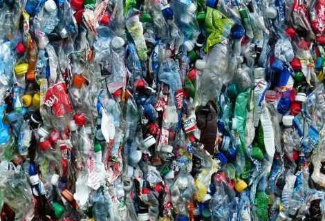 Plastica: un cocktail di enzimi per digerirla