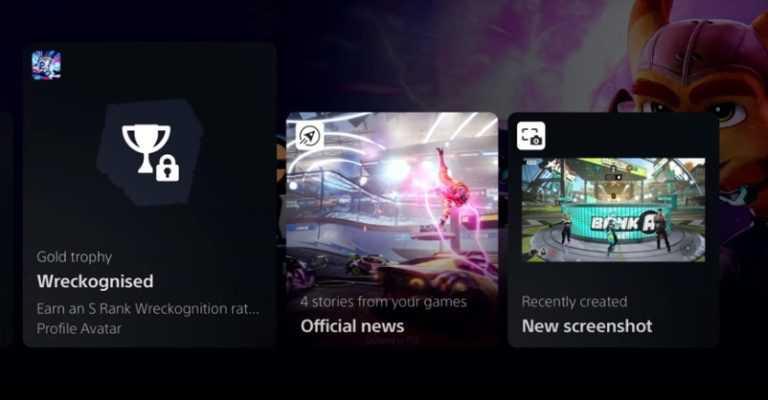 PS5: i giocatori saranno premiati con oggetti digitali oltre ai soliti Trofei?
