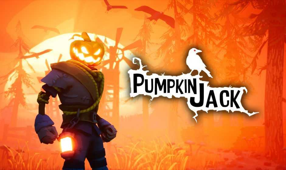 Pumpkin Jack: in arrivo su PC, Switch e Xbox One