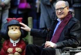 Quino, papà di Mafalda, ci ha lasciati: 88 anni di voce antisistema