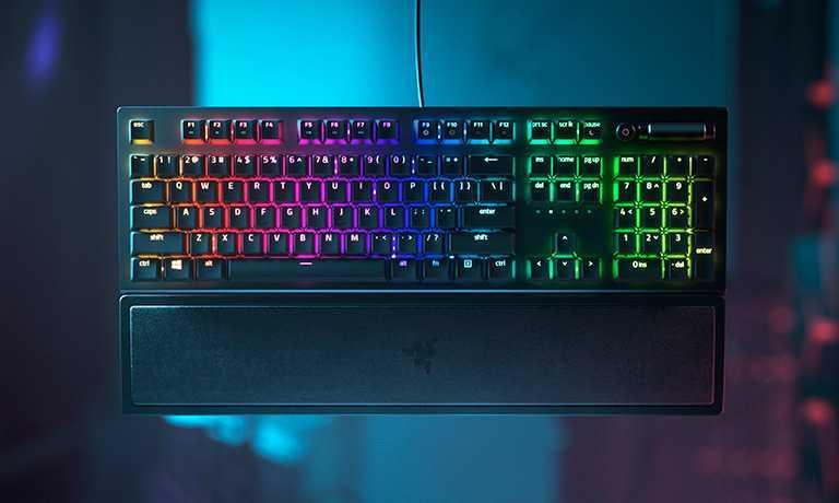 Razer BlackWidow: la famosa tastiera meccanica si aggiorna