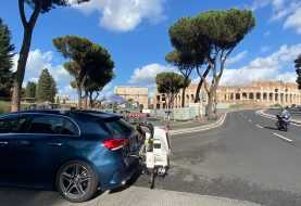 Mercedes-Benz e Bosch: ecco l'RDE Emission Test