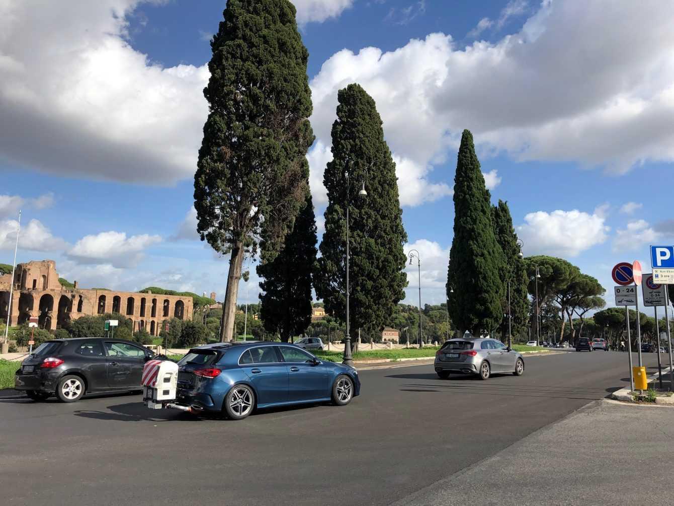 Mercedes-Benz e Bosch: ecco l'RDE Emission Test