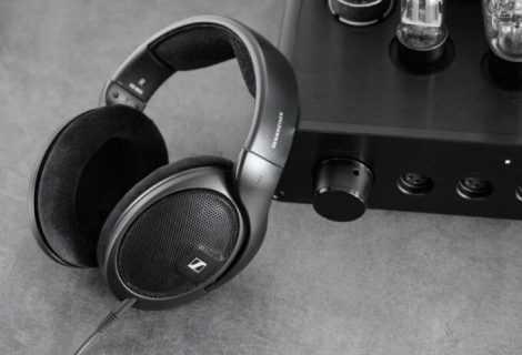 Sennheiser HD 560S: le cuffie per ore di ascolto