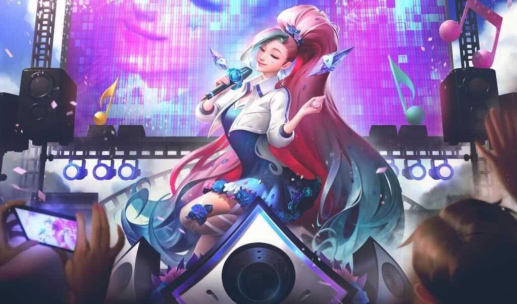 League of Legends: ecco Seraphine, il nuovo personaggio