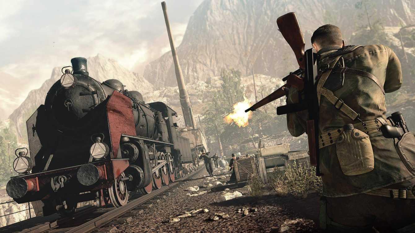 Sniper Elite 4: svelata la data di uscita su Nintendo Switch