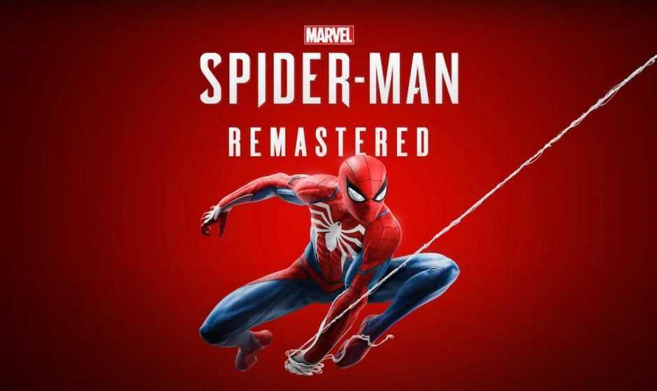 Spider-Man Remastered: crash di PS5 dopo standby