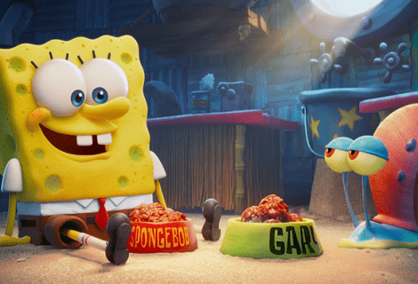 SpongeBob: Amici in fuga, il trailer del film