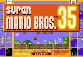 Super Mario Bros 35 è ora disponibile su Nintendo Switch