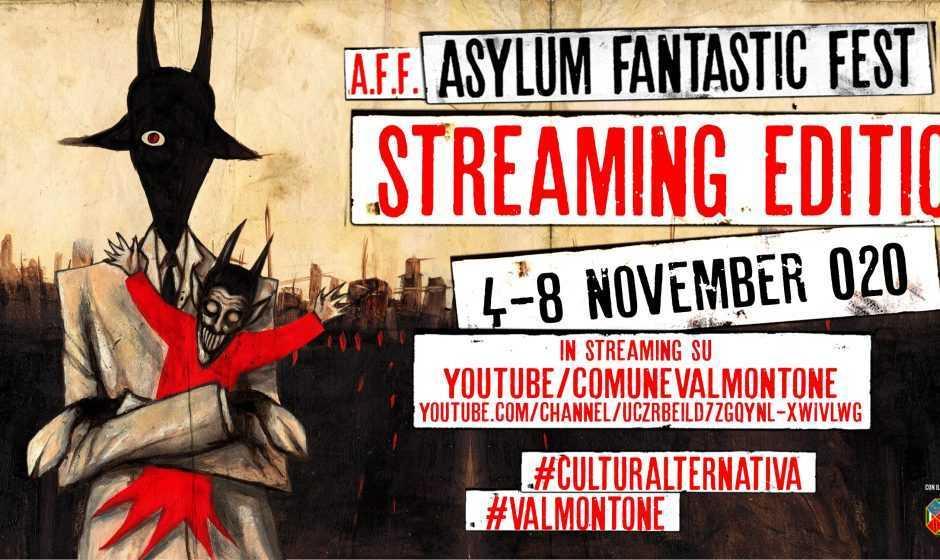Asylum Fantastic Fest Streaming Edition: tutti i dettagli del festival