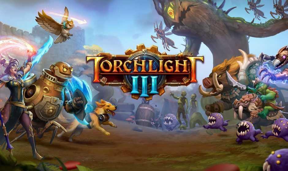 Torchlight 3: un nuovo trailer prima dell'uscita dall'Early Access