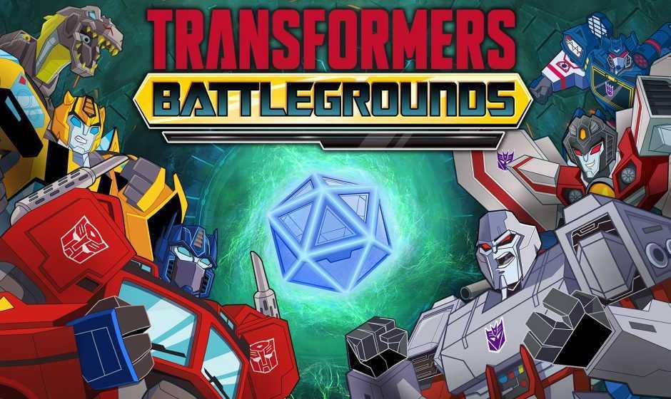 Transformers: Battlegrounds, da oggi disponibile su tutte le piattaforme
