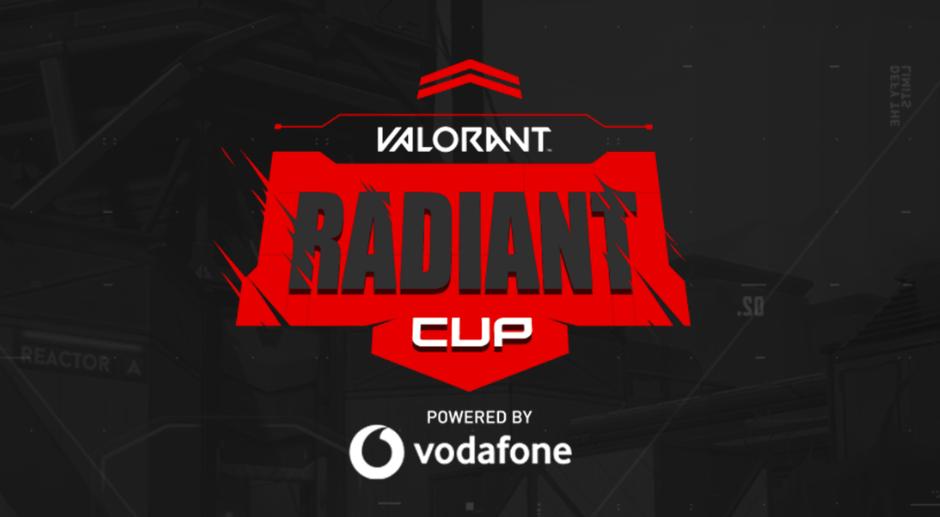 Valorant Radiant Cup: i migliori streamer italiani si sfideranno nel nuovo torneo di Vodafone