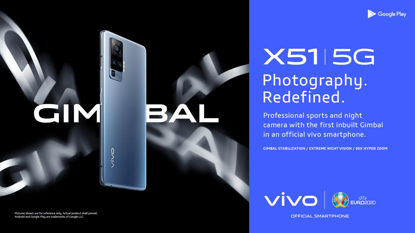 Vivo X51 5G e Serie Y: arriva la line-up di prodotti per l'Europa