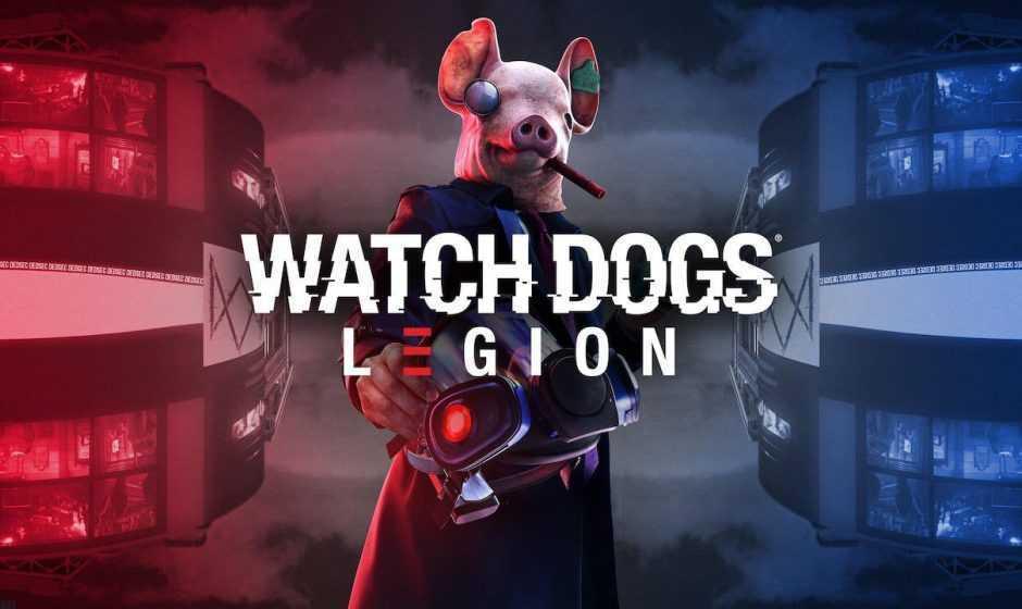 Watch Dogs: Legion, Mina protagonista di un trailer animato