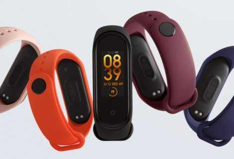 Xiaomi Mi Band: misurerà la temperatura corporea