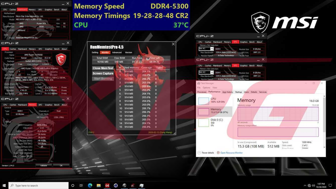 XPG SPECTRIX D50 Xtreme: via libera all'overclock