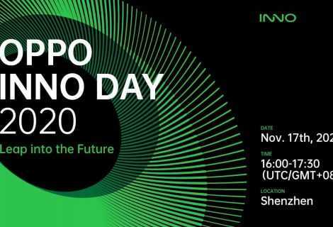 Oppo Inno Day 2020: nuovo smartphone in arrivo