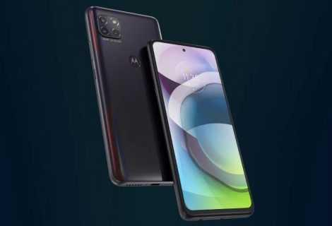 Motorola Moto G 5G: caratterische e scheda tecnica