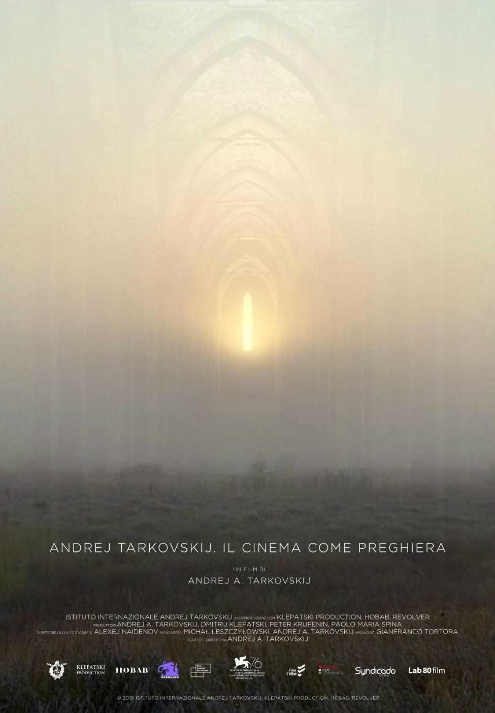 Recensione Andrej Tarkovskij - Il cinema come preghiera   Ravenna Nightmare Film Fest 2020