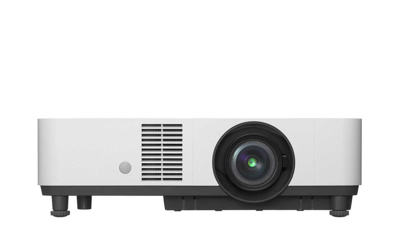Sony: nuovi proiettori laser professionali compatti e flessibili