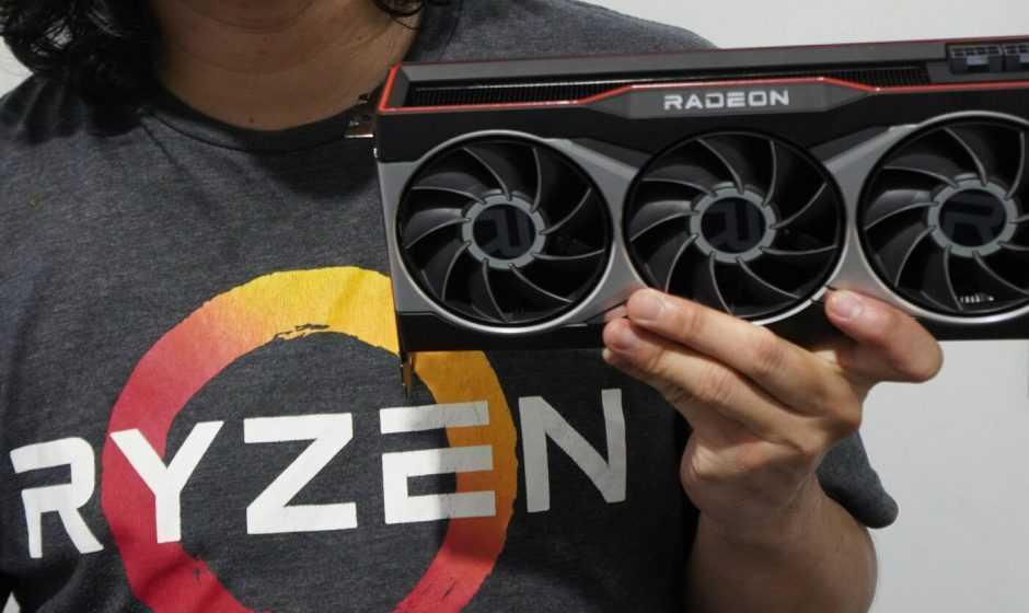 AMD RX 6800 XT overclock: 2,65 GHz con raffreddamento ad aria ed è record