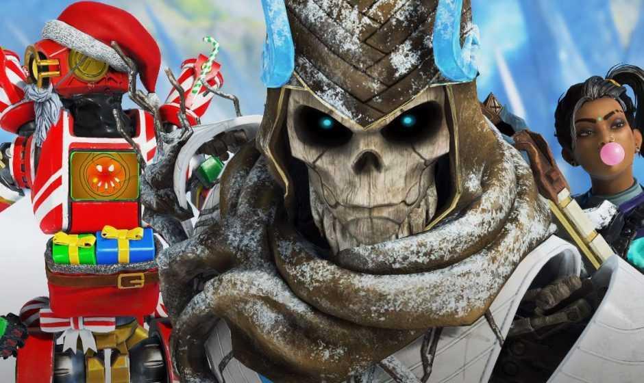Apex Legends Holo-Day Bash: il Natale è tornato