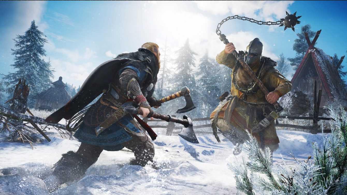 Assassin's Creed Valhalla: miglioramenti con l'update 1.2.0
