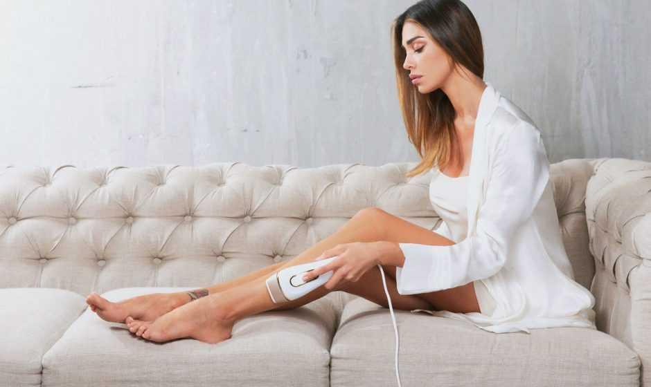 Braun: Belen Rodriguez ambasciatrice della luce pulsata Silk Expert