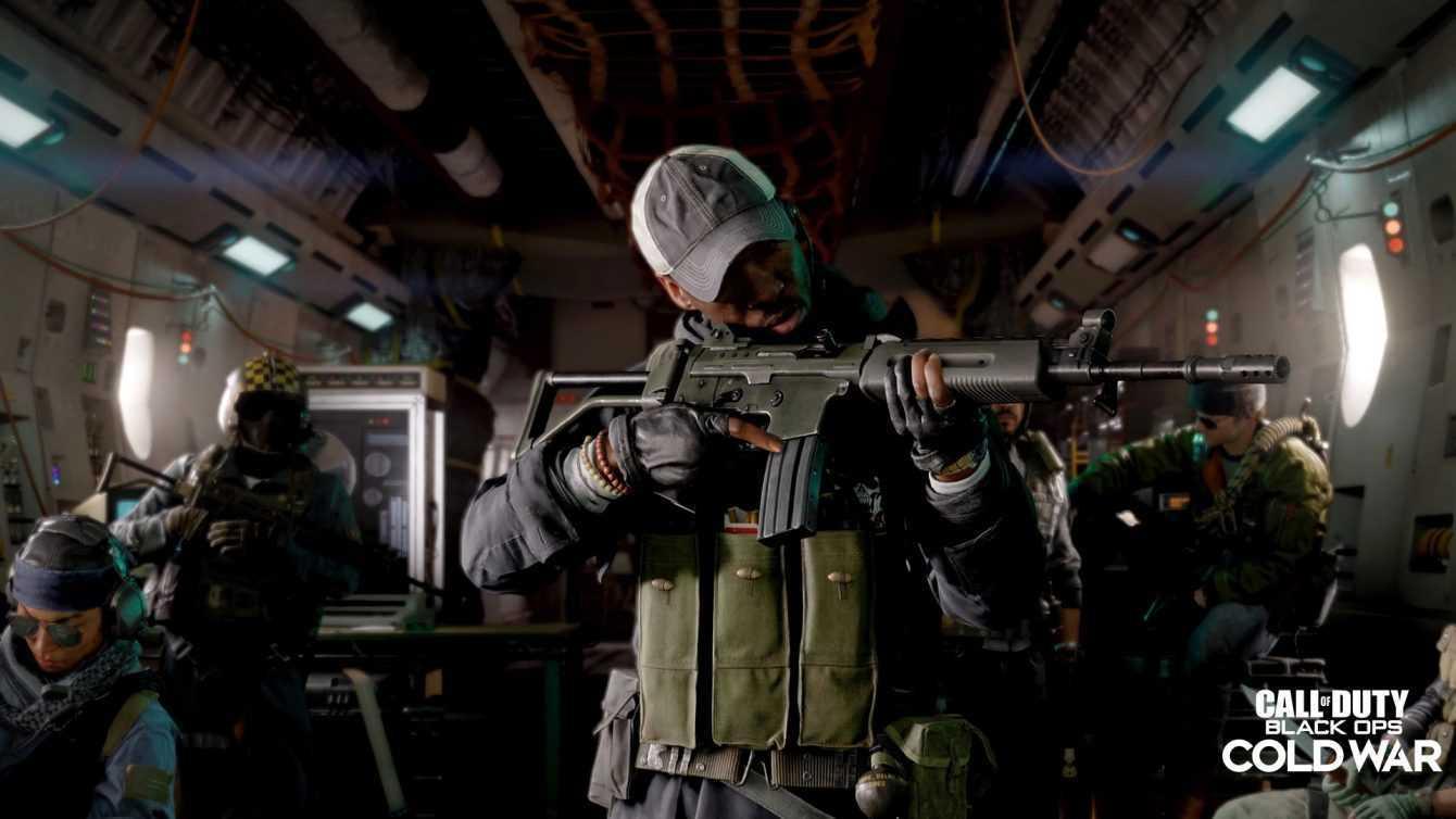 Call of Duty Black Ops Cold War: mappe 6v6 disponibili al lancio, ecco quante