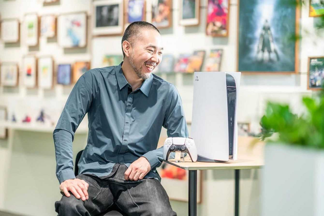 PS5: parla il designer Yujin Morisawa