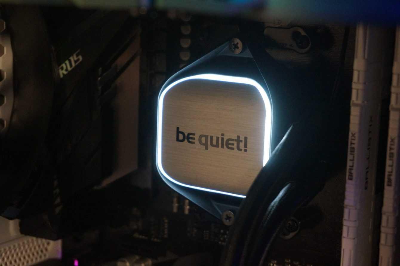 Recensione be quiet! Pure Loop 240: AIO sobrio e concreto