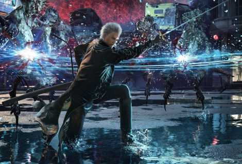 Devil May Cry 5: disponibile il DLC di Vergil