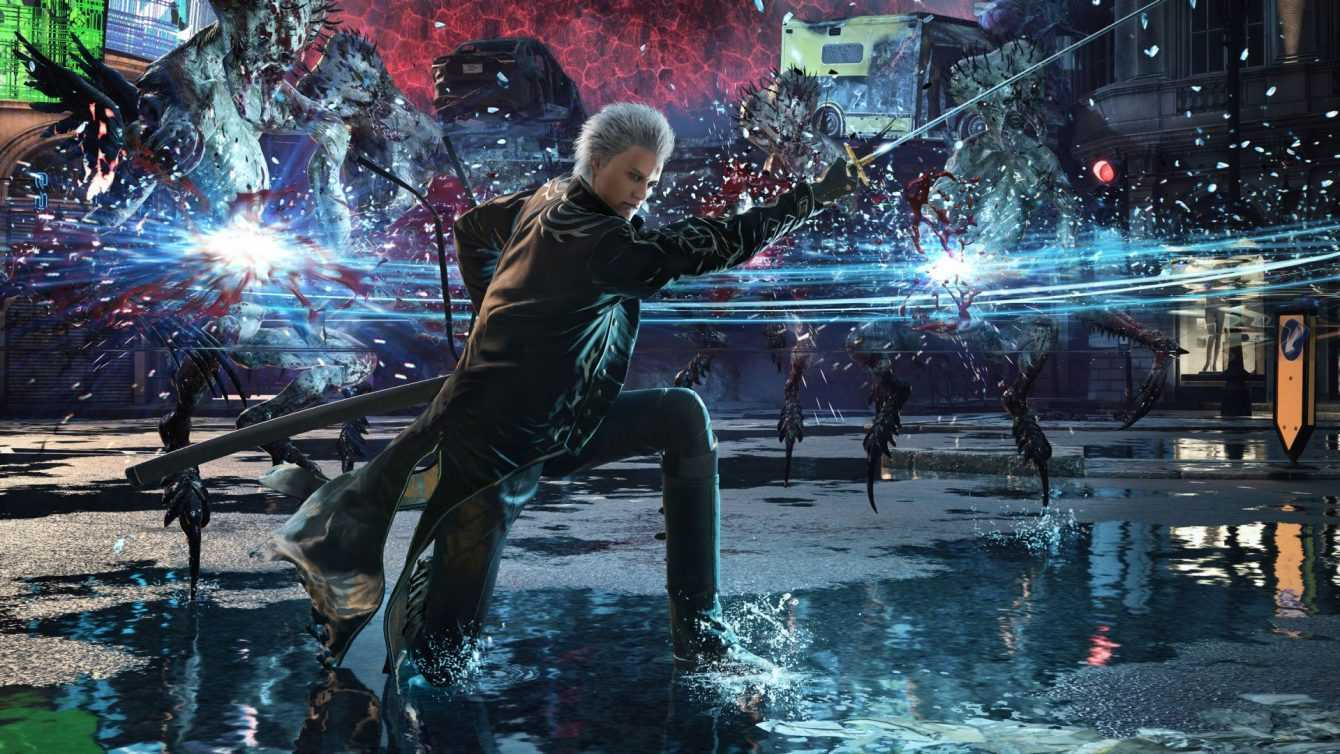 Devil May Cry 5 Special Edition arriva sulle console next-gen!