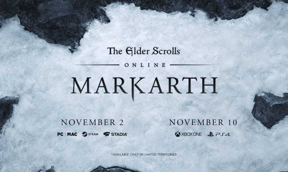 The Elder Scrolls Online: il DLC Markarth è disponibile su PC e Stadia e su console arriverà a breve