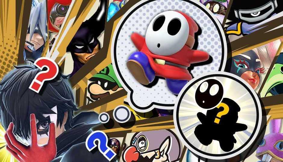 """Super Smash Bros. Ultimate: evento """"Identità segreta"""""""