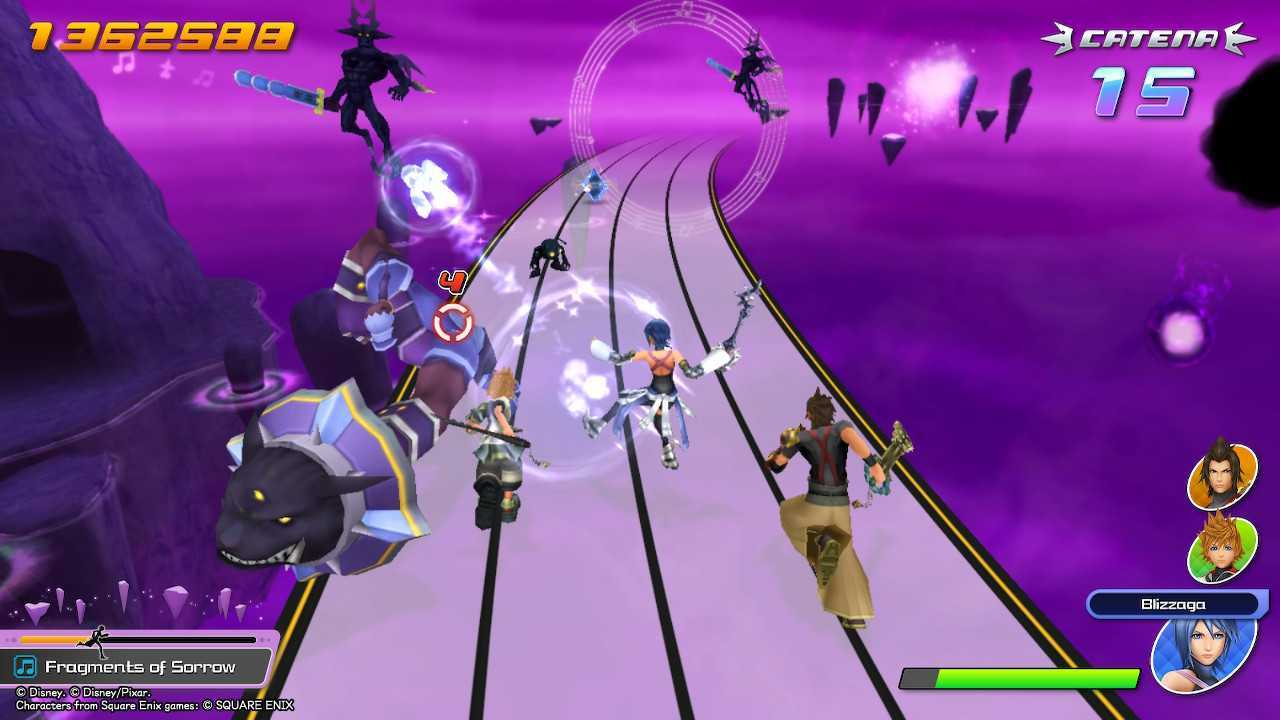 Recensione Kingdom Hearts: Melody of Memory, note e tenebre