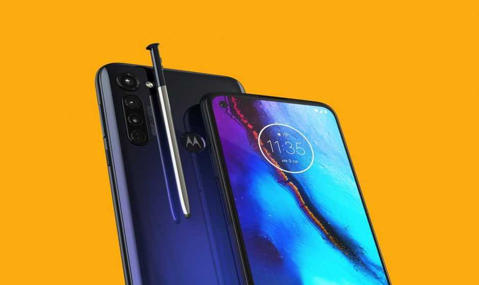 Motorola G Stylus 2021: leak scheda tecnica