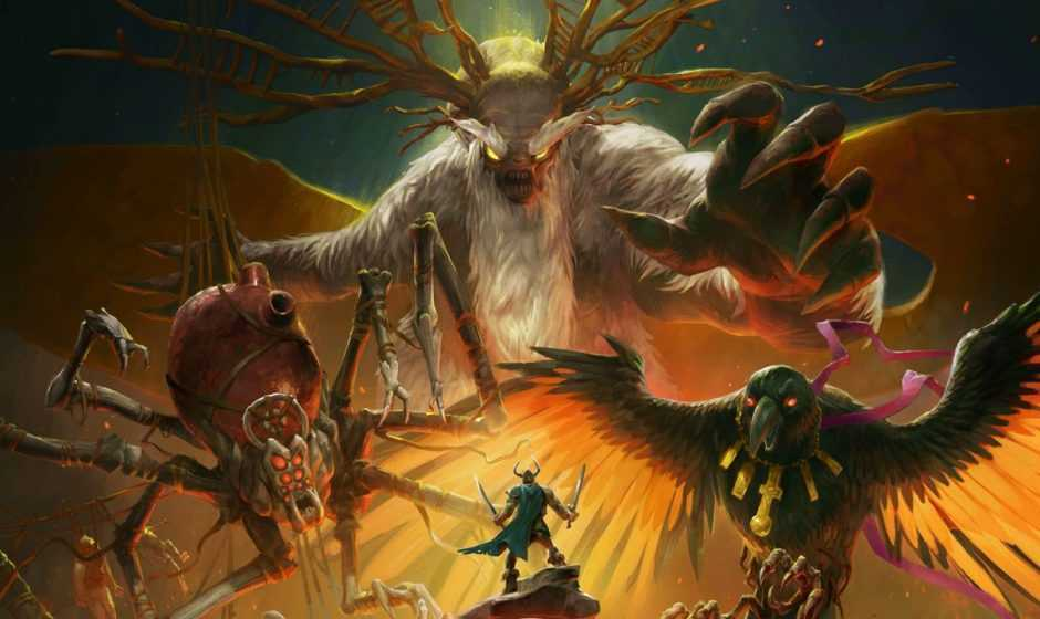 Gods Will Fall: nuovo trailer e i bonus preordine